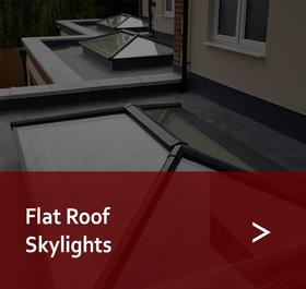 Flat roof skylights, Windows and Doors in Bristol. Maynard Windows