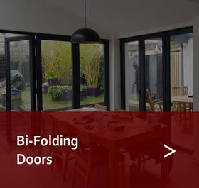 Bi-fold doors, Windows and Doors in Bristol. Maynard Windows