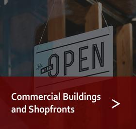 Windows and Doors in Bristol for Commercial buildings and shopfronts